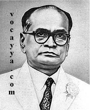நாம் மறந்த நம் இன தமிழ் அறிஞர்  இரா.பி.சேதுபிள்ளை(1896-1961)