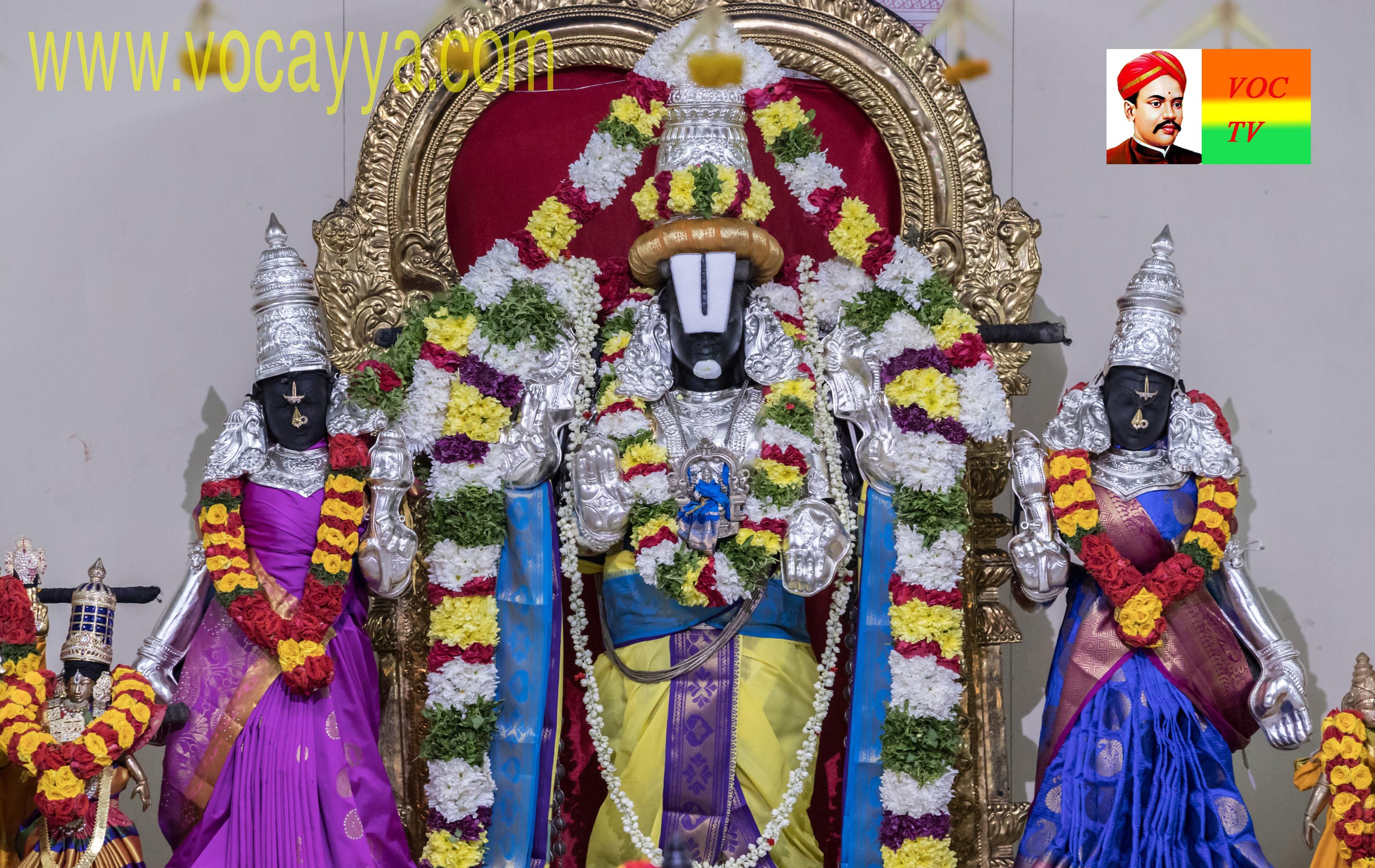 சிங்கப்பூர் ஶ்ரீ ஶ்ரீநிவாசப்பெருமாள் திருக்கோவில் வரலாறு 1960 ஆம் ஆண்டு திரு கோவிந்தராஜ்பிள்ளை அவர்களால் கட்டபட்டது