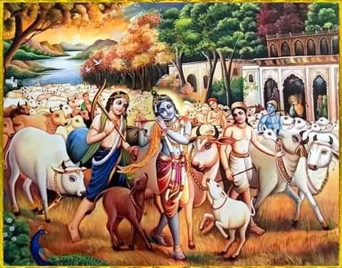 பலராமர் ஜெயந்தி & ரக்ஷா பந்தன் நாள் சிறப்பு கட்டுரை :